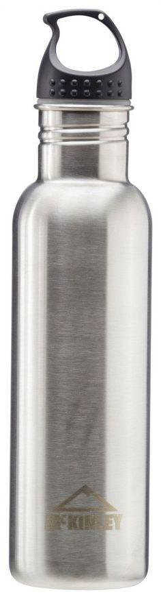 Sportolino Angebote McKINLEY Easy Trinkflasche (Größe: 0,75 Liter, 900 metallic/schwarz): Category: Outdoor>Trekking…%#Quickberater%
