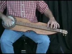 ▶ Clawhammer Dulcimer - Cripple Creek - Stephen Seifert - YouTube