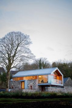 loughloughan barn house Renovated Stone Barn Property With A Lot Of Modern Day Elements others