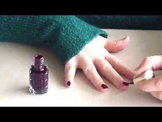 Nagellack in Violett L´Oreal Color Riche 556 Grenat Irreverent Loreal, Arm Warmers, Blog, Beauty, Videos, Garnet, La Mode, Nail Polishes, Nature