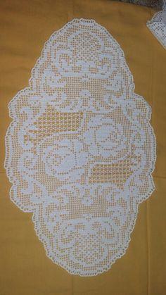 Centrini per Camera da letto | dantel | Pinterest | Crochet and ...