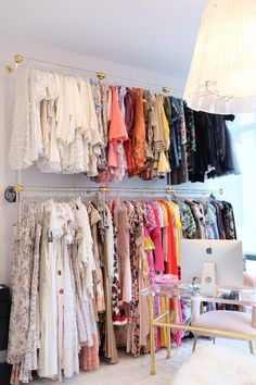 (paid link) Garment Racks for sale | get the best deals upon Garment Racks past you shop the largest online selection at eBay.com. release shipping on many items | Browse your ... #clothesrackbedroom