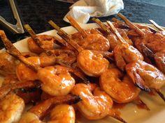 buffalo bbq shrimp recipe