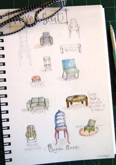 elvie studio: chair party