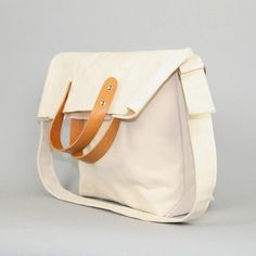 Canvas Bags to Covet - Remodelista