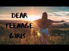 Dear teenage girls, watch this when you need inspiration and motivation and never forget you're beautiful and the world... Girl Pictures, Cute Pictures, Every Teenagers, Feel Good Videos, Best Funny Jokes, You Are Amazing, Have A Laugh, You're Beautiful, Funny Moments