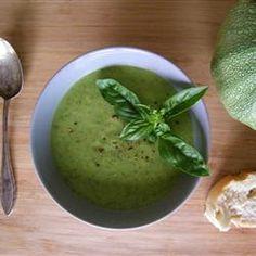 Zucchini Soup Allrecipes.com