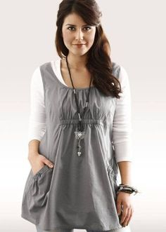 Bodyflirt New Women/'s Wrap Top Black Cotton Blouse Adjustable Sleeve Crochet
