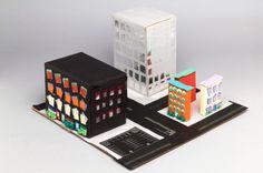 makieta miasta z papieru - Szukaj w Google