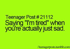This is true.......then everybody leaves me alone for about 5 mins before coming back and saying something else to me