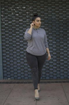 nadia aboulhosn | casual day attire