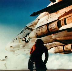 Tomcat - Phoenix missiles