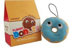 Yummy Donut Mini Plush 4 inch (Blind Boxed)