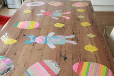 Pasen op tafel, onder je Tafelziel. www.tafelziel.nl