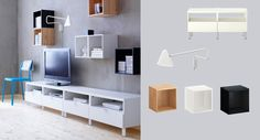 cubes for the kids room?