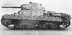 """The P40 was an Italian World War II medium tank. It was armed with a 75 mm gun and an 8 mm Breda machine gun, plus another optional machine gun in an anti-aircraft mount. The official Italian designation was Carro Armato(""""armoured vehicle"""") P 26/40.The designation means: P for pesante (Italian: """"heavy""""), the weight of 26 tonnes, and the year of adoption: 1940.Though physically a medium tank in size, weight, armor, and armament, it was classified as a heavy tank by the Italian military in…"""