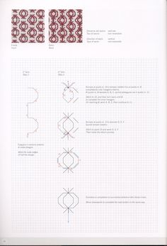 redwork fill with progression / Gallery.ru / Фото - L_arte_del__blakwort - Los-ku-tik Blackwork Patterns, Blackwork Embroidery, Diy Embroidery, Cross Stitch Embroidery, Embroidery Patterns, Cross Stitch Kits, Cross Stitch Patterns, Cross Stitches, Cute Sewing Projects