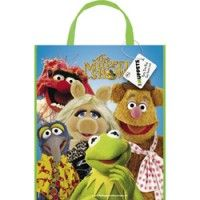 Muppets  Tote Bags - 13in (Each)