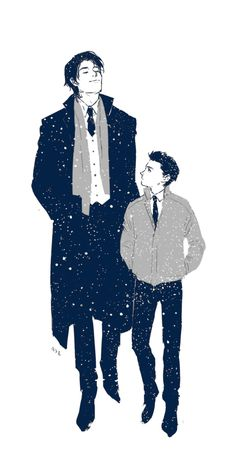 axeeeee:    Walking on Snow
