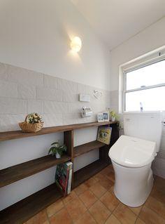 044_2階トイレ Bathroom Inspiration, Home Goods, Storage, Furniture, Home Decor, Bathrooms, Toilets, Room, House