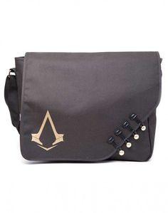Assassins Creed Syndicate: Black Rook Messenger Bag