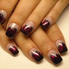Valentines Day Nail Designs - Preparing for Valentines Day involves much more than selecting the perfect gift. Looking spectacular down to the tips of your fingernails is absolutely essential as well, so check out a few nail designs inspired by this romantic holiday.