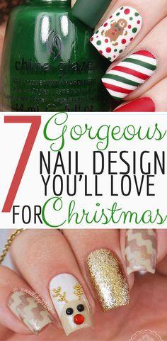 7 Gorgeous Nail Desi