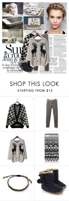 """""""Lazy day..."""" by vexybabe ❤ liked on Polyvore featuring Karl Lagerfeld, Accessorize, women's clothing, women, female, woman, misses and juniors"""