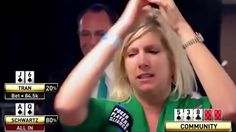Most Excited Poker Girl From WSOP Poker, Funny, Youtube, Funny Parenting, Hilarious, Youtubers, Youtube Movies, Fun, Humor