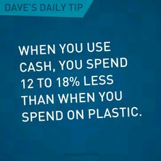 I don't know how accurate this is. Plastic is easier to carry and use, but it's handy to have cash and coins for tips and vending machines.