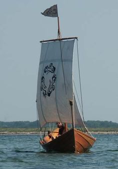 Viking boat Skidbladnir