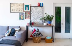 House Tour: An Interior Designer's Modern Beijing Flat | Apartment Therapy