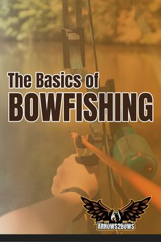 If you're new to bowfinshing, or want to know about what bowfishing is. This is a basic guide for you! Archery For Beginners, Bowfishing, Bow Hunting, Outdoor Activities, Fun, Field Day Activities, Hilarious