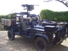 Land Rover Defender 110 Ranger Special Operations Vehicle (RSOV)