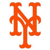 New York Mets Logo, New York Mets Baseball, Ny Mets, New York Giants, Baseball Teams, Baseball Tickets, Baseball Wall, Baseball Cards, Lionel Messi