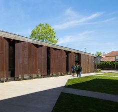 Serge Baranx School Refurbishment / Pierre Marsan