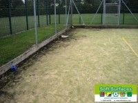 Rejuvenation, Restoration Sand Filled Artificial Turf Sports Courts