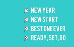 new year... new start
