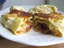 Croatian Meat-Stuffed Crepes Recipe or Punjene Palacinke s Mesom