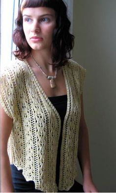 Antique Lace Pullover