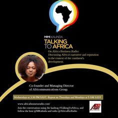 African Business Radio launches new show to unpack Africa's reputational challenges and opportunities. Challenges And Opportunities, New Shows, Continents, African, Business, Store, Business Illustration