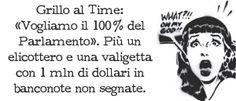 POSTilla 62: #Grillo e l'intervista al #Time