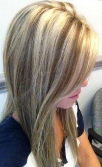 39 Ideas Hair Color Blonde With Lowlights Diy Hair Styles Hair Highlights Hair