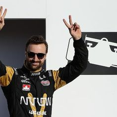 Sports: How an Indianapolis 500 Driver Escaped Death