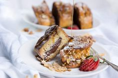Nutella-Stuffed French Toast  The Week's Most Ridiculous Eats, From Nutella French Toast to a Giant Cheesesteak