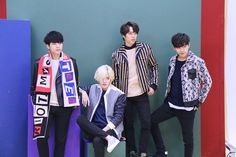 161122 Naver Starcast : 2017 Preview.. B-hind Photoshoot - #Dongwoo #Woohyun #Hoya #Sungjong