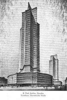 133 Best Never Built Art Deco Skyscrapers Images On Pinterest In