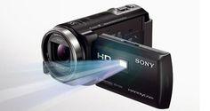 México: Sony presenta nuevas Handycam con proyectorintegrado