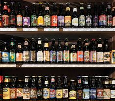 Norm's Beer & Wine || Bars are not alone in stocking what the cool kids drink. Check out the stellar stashes of these more-than-wine-and-cheese shops.
