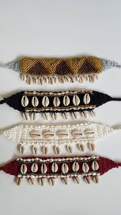Shell Jewelry, Boho Jewelry, Fashion Jewelry, Jewelry Design, Jewelry Hooks, Diy Indian Jewelry, Silver Jewellery Indian, Handmade Silver Jewellery, Diy Fabric Jewellery